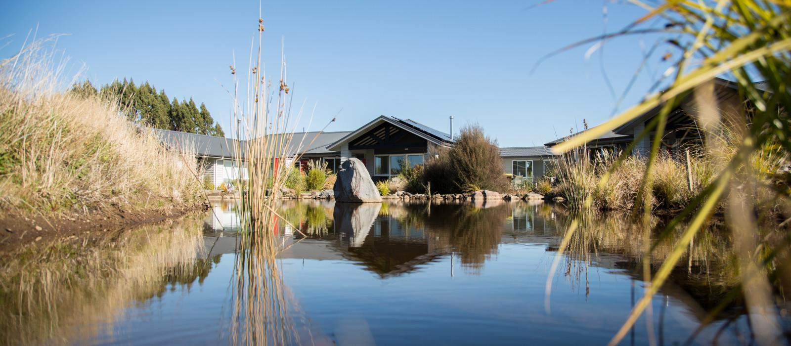 Hotel Tongariro Suites @ The Rocks Neuseeland