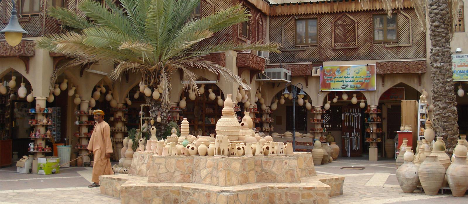 Destination Nizwa Oman
