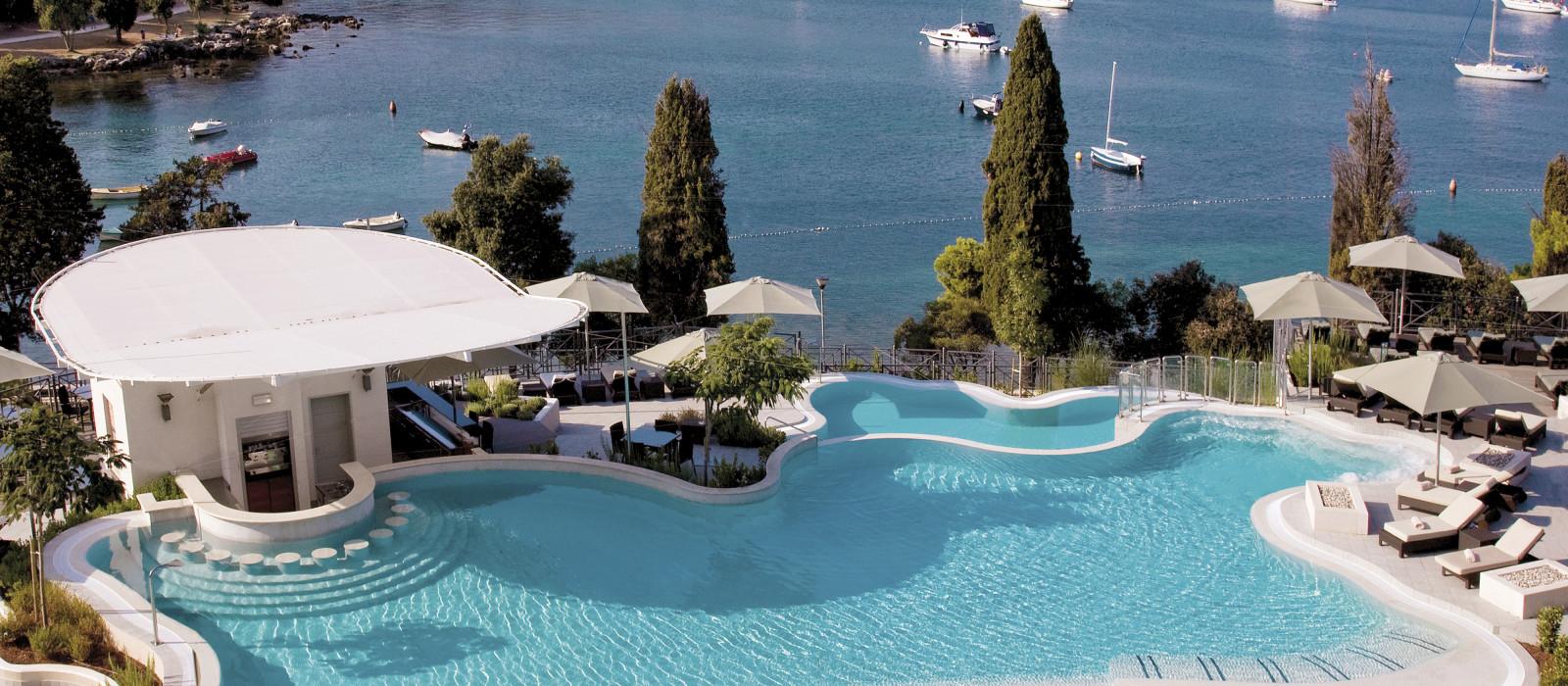 Hotel  Monte Mulini Kroatien & Slowenien