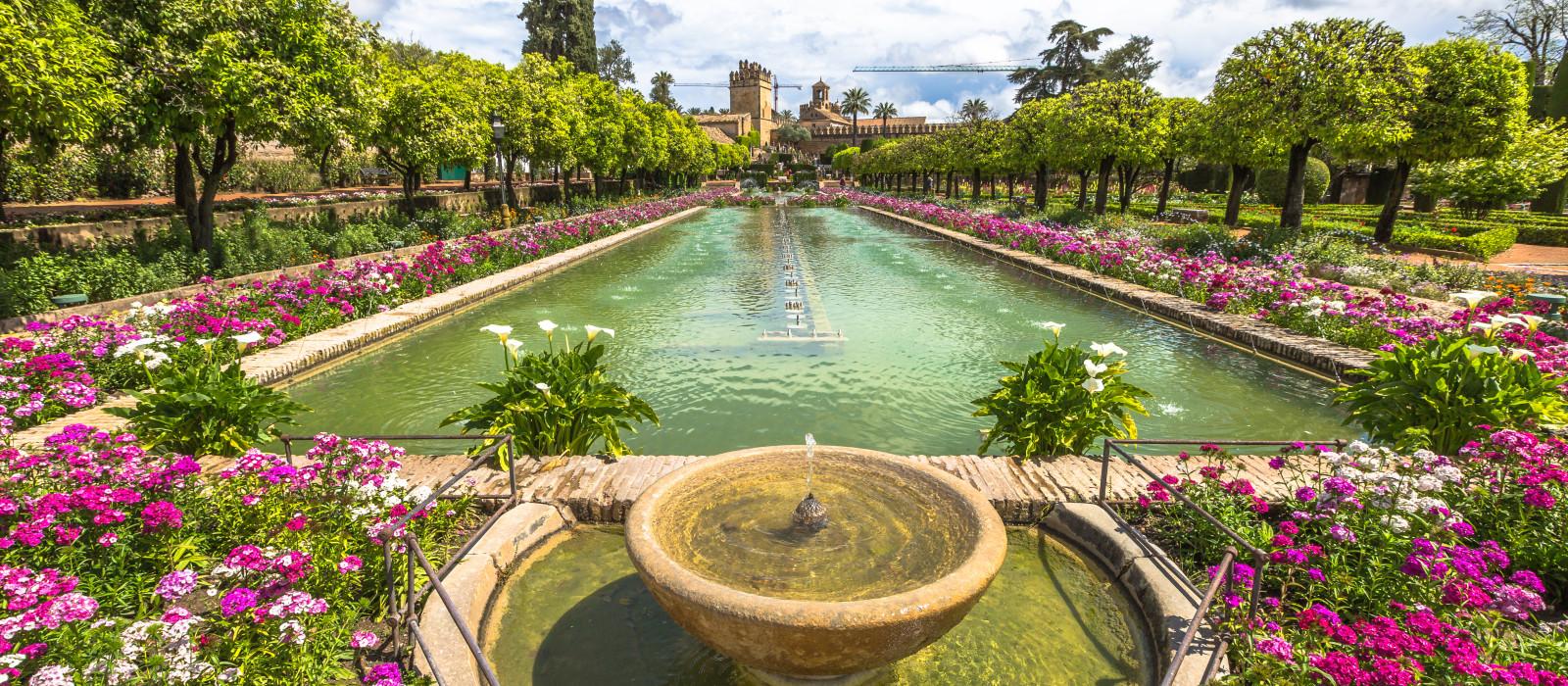 Reiseziel Córdoba Spanien
