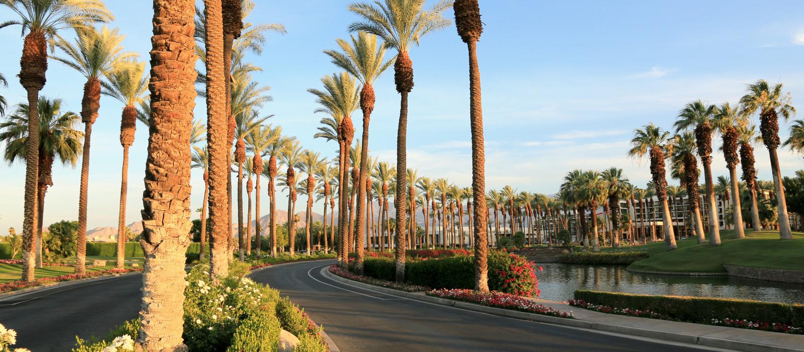 Reiseziel Palm Springs USA