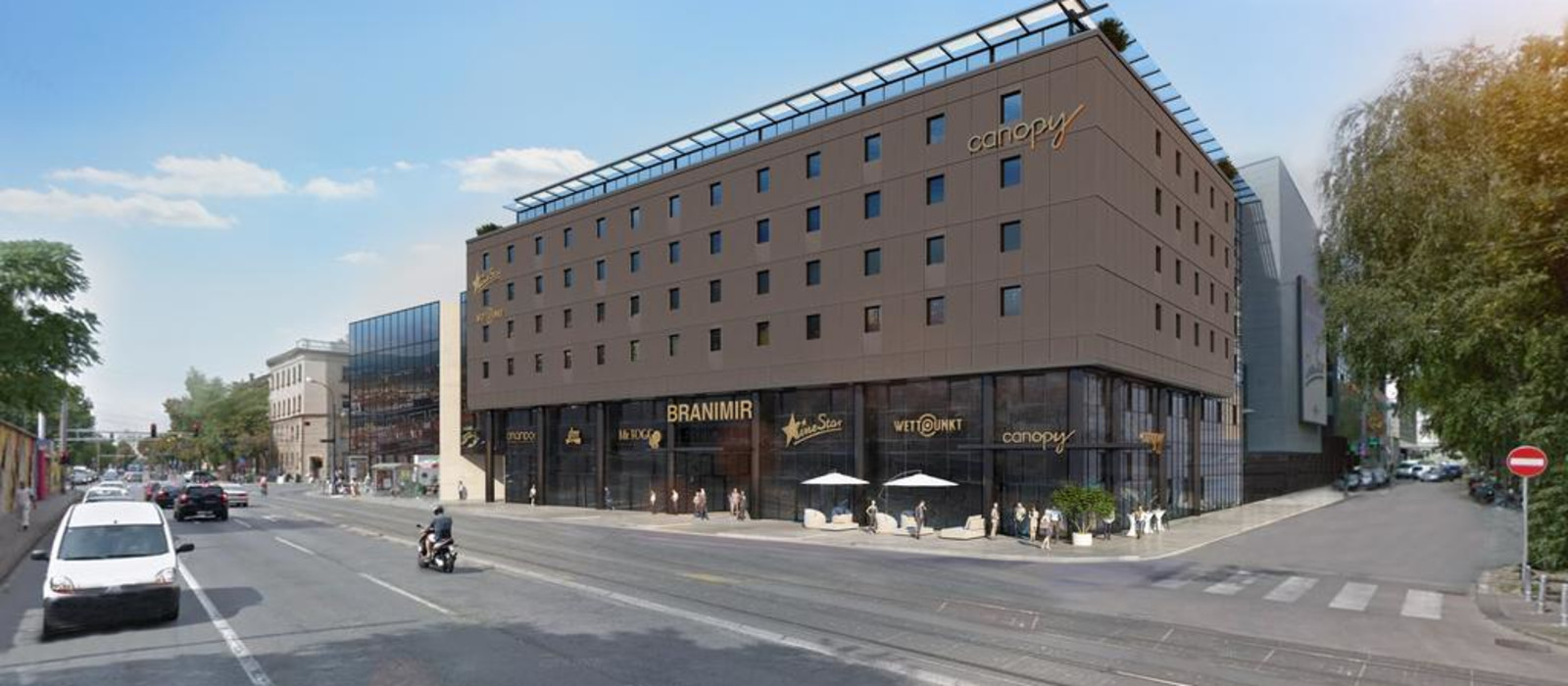 Hotel Esplanade Zagreb  Croatia & Slovenia