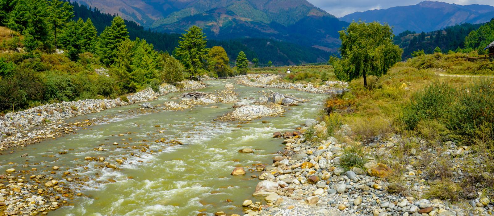Destination Bumthang Tang Valley Bhutan