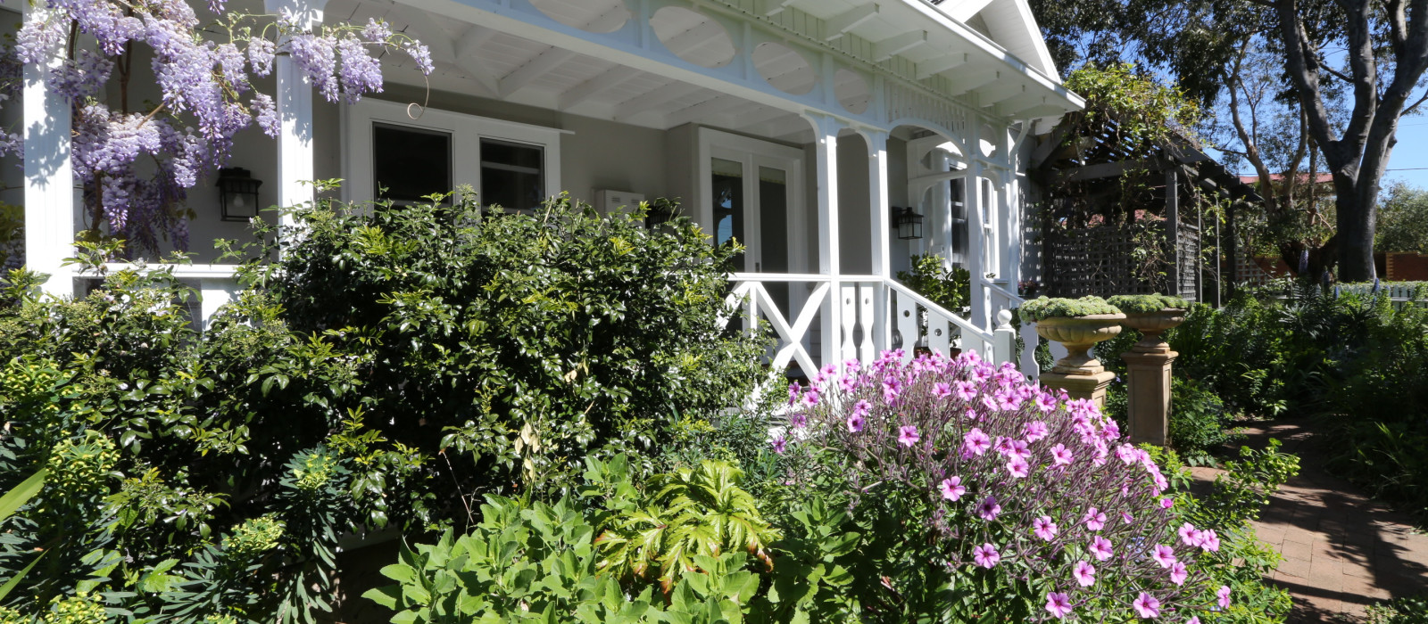 Hotel Holmwood Guesthouse and Spa Cottages Australien