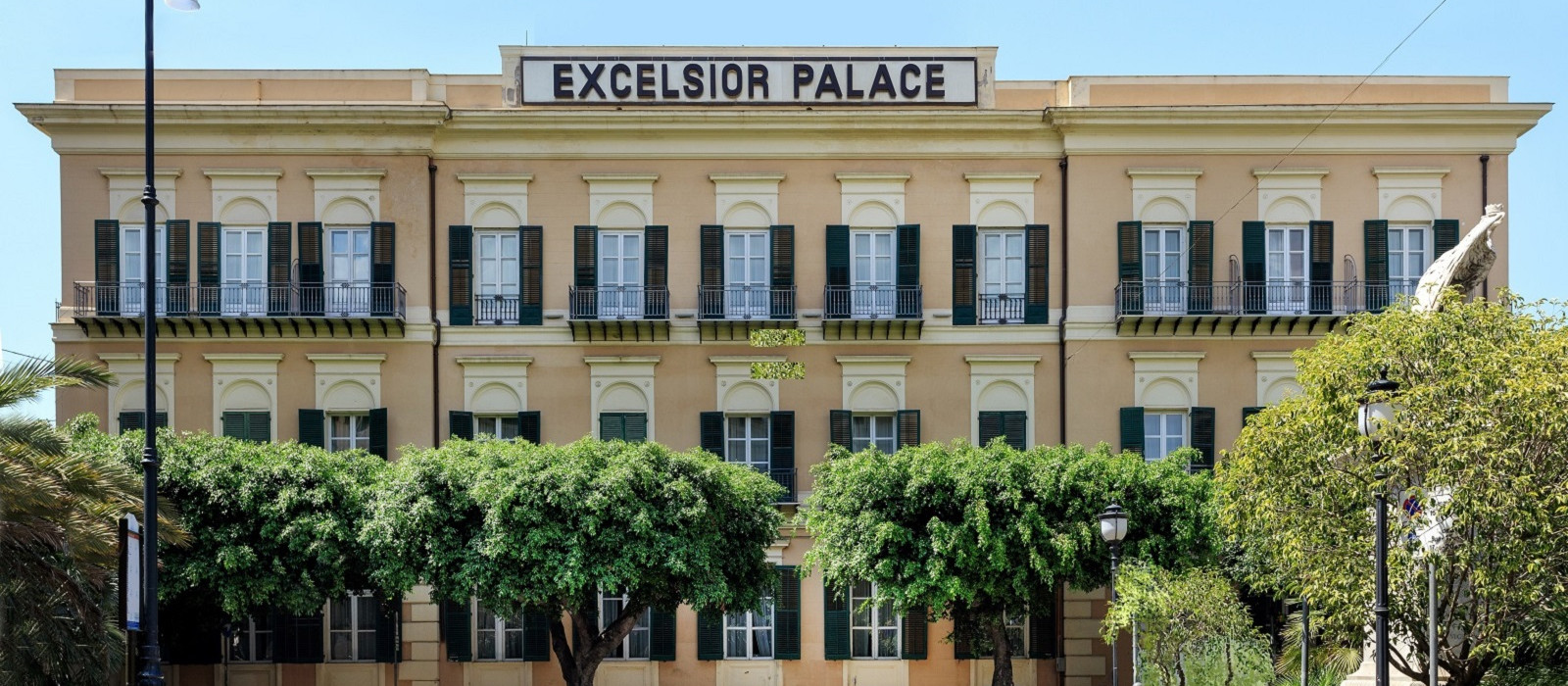 Hotel Excelsior Palace Palermo Italy