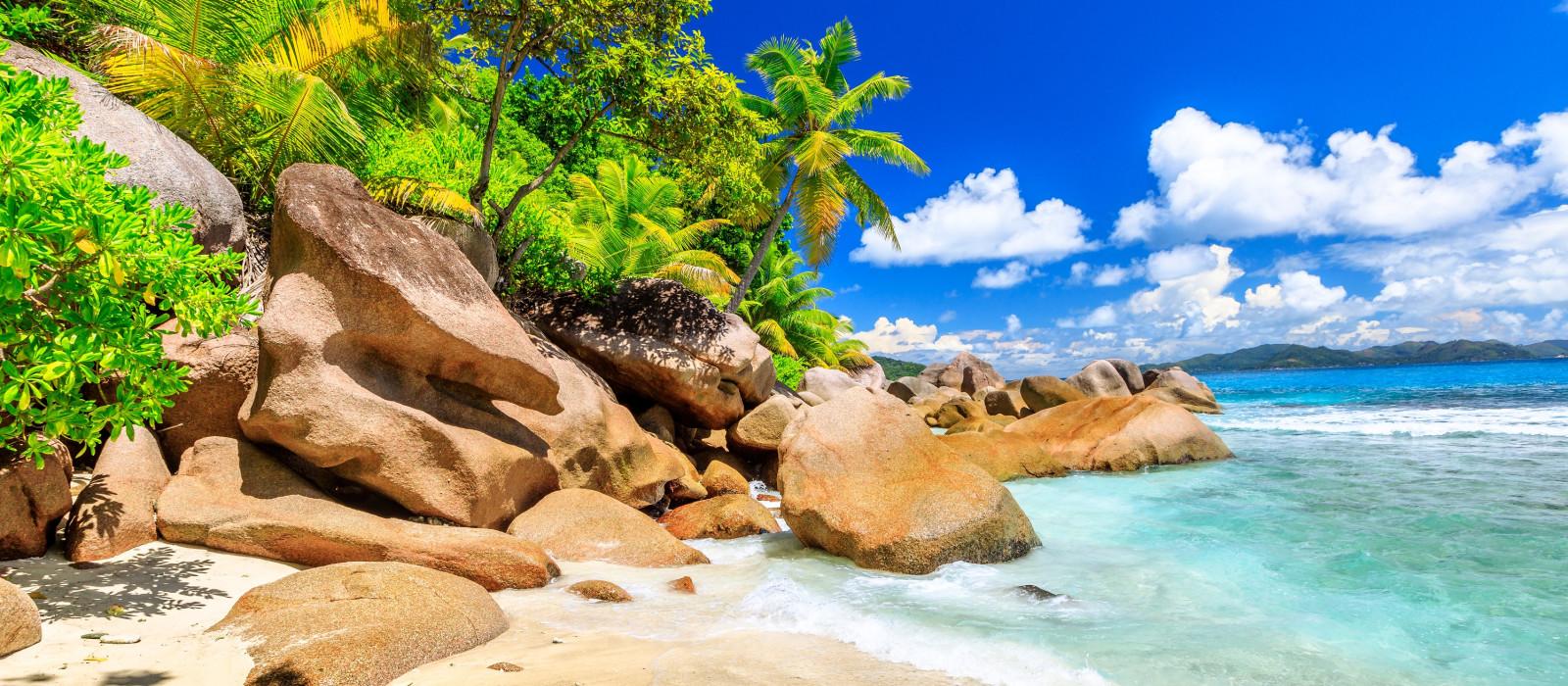 Destination Felicite Island Seychelles