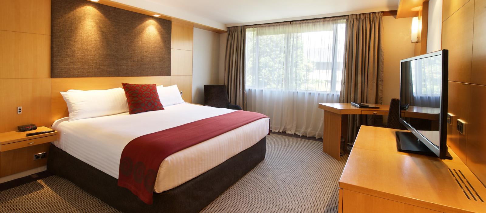 Hotel Millennium  Rotorua New Zealand