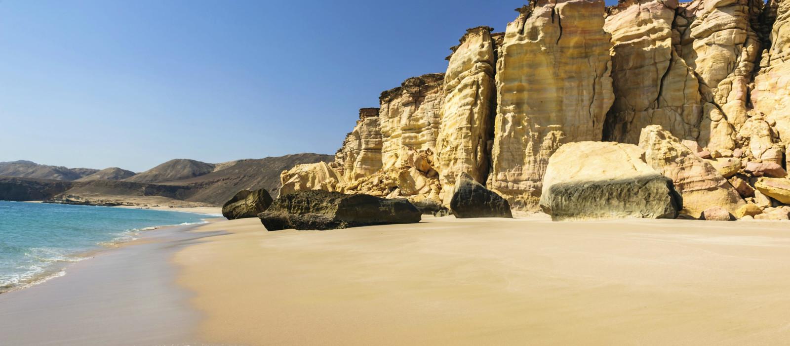 Destination Ras Al Jinz Oman