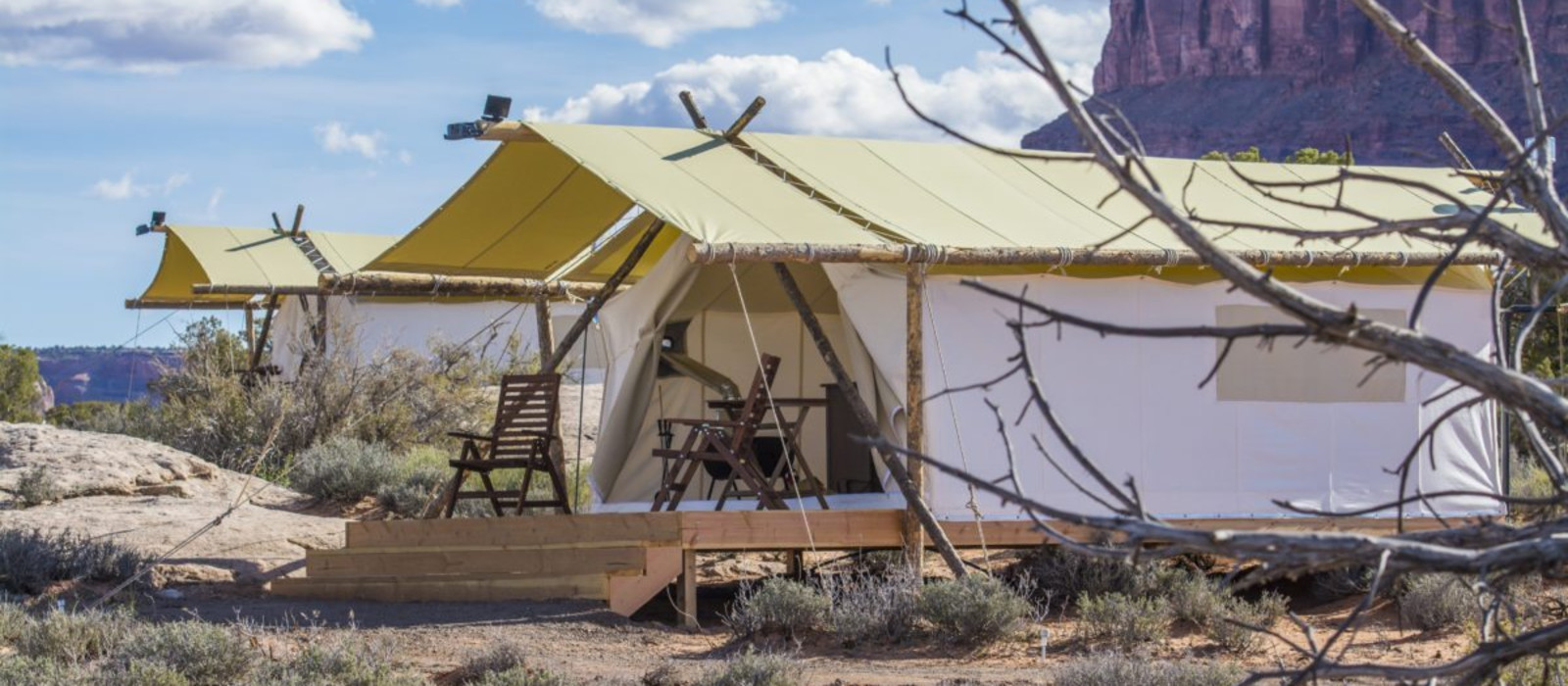 Hotel Under Canvas Moab USA