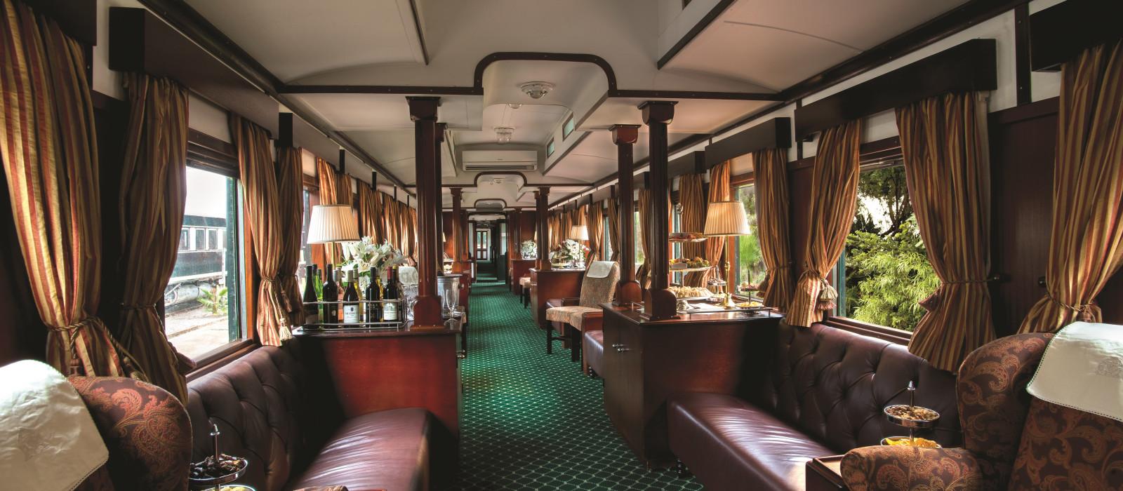 Hotel Rovos Rail: Viktoriafälle – Pretoria Südafrika