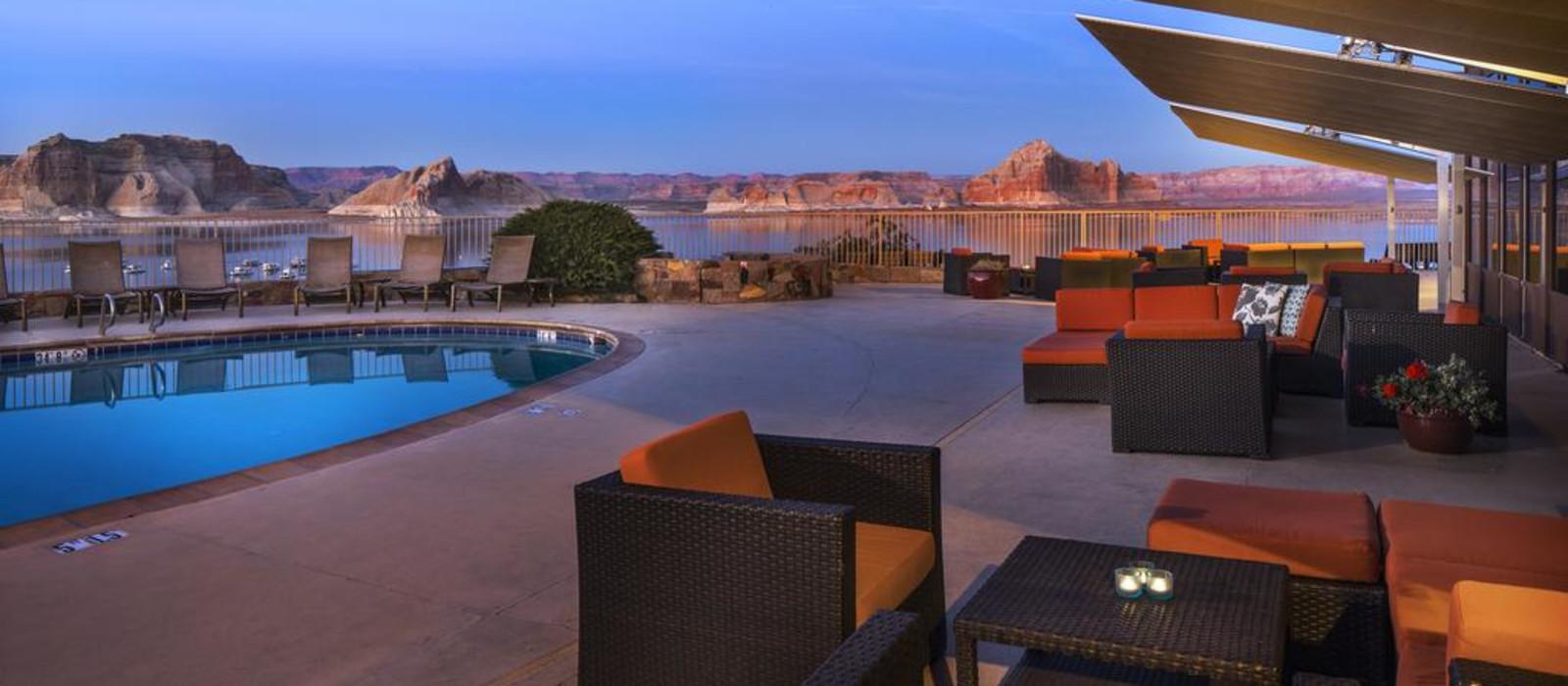 Hotel Lake Powell Resort Marina USA
