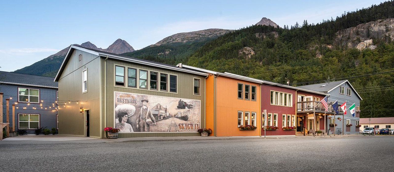 Hotel Westmark Inn Skagway Alaska