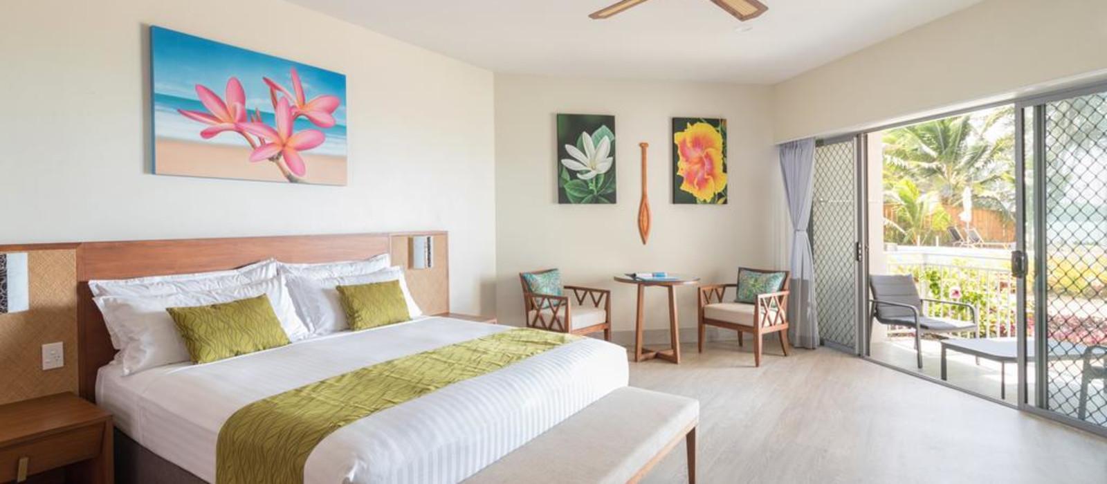 Hotel Moana Sands Lagoon Resort Cook Inseln