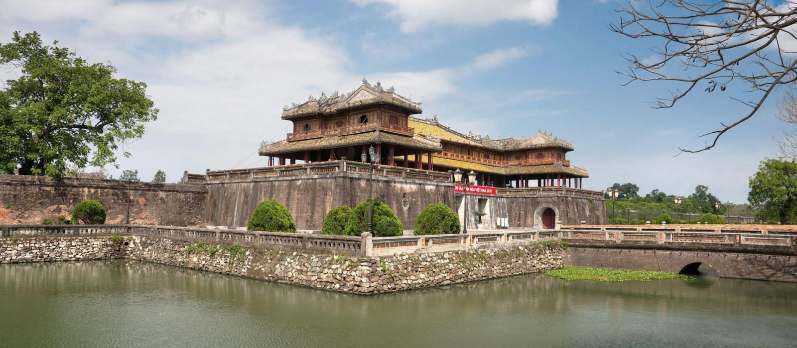 Hotel Alba Spa Hue Vietnam