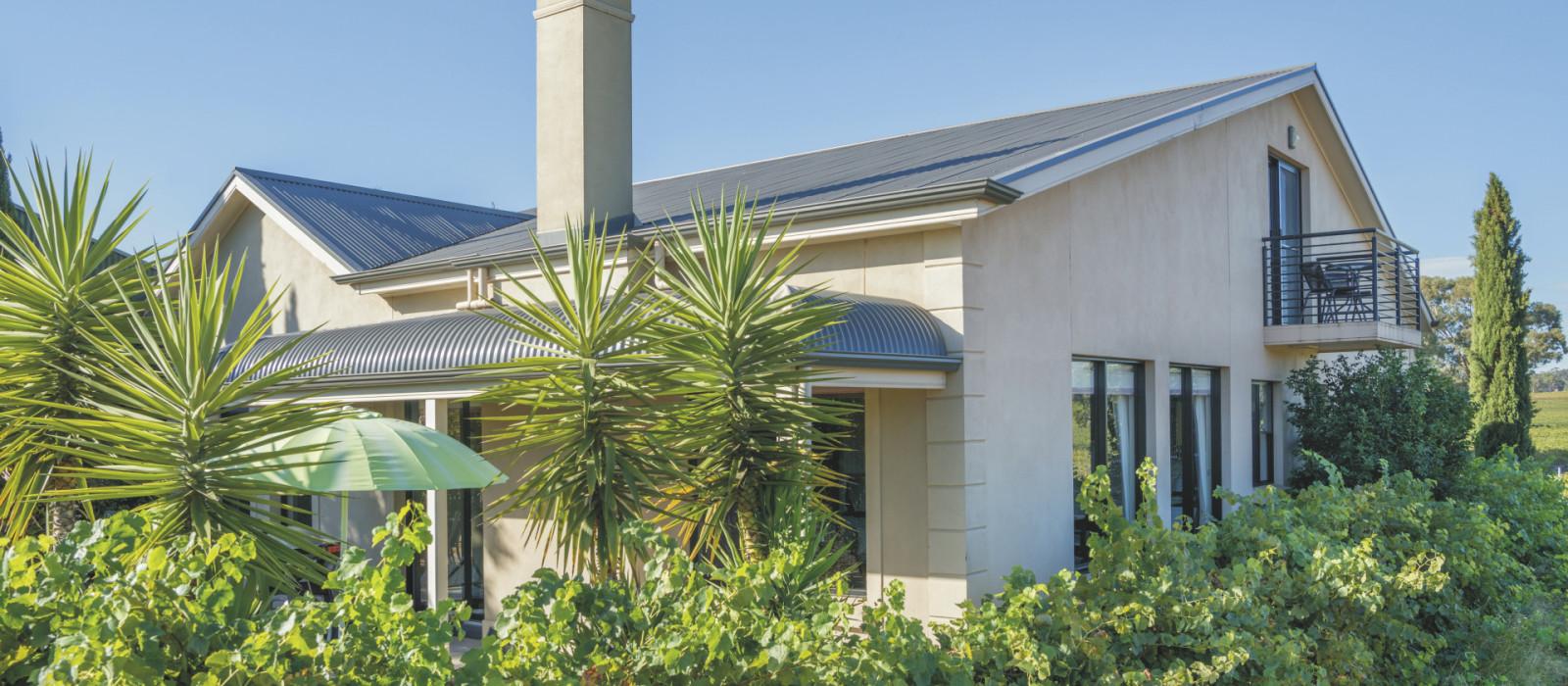 Hotel Barossa Shiraz Estate Australien