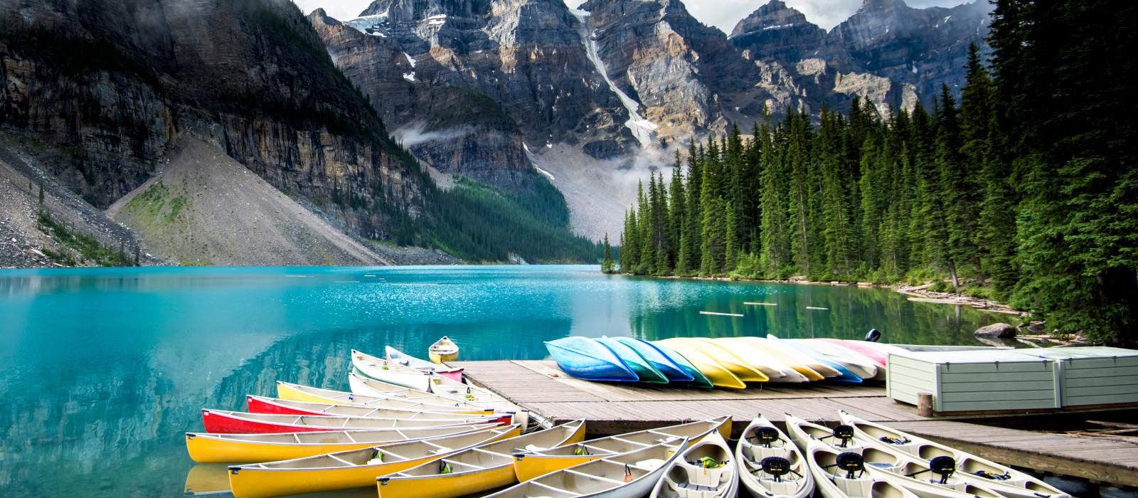 Reiseziel Banff Kanada