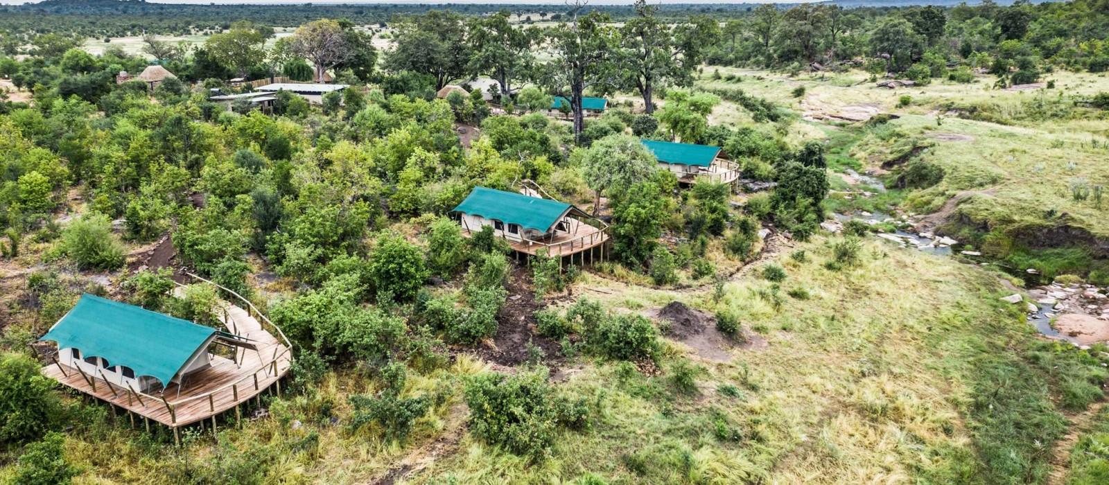 Hotel Deteema Springs Simbabwe