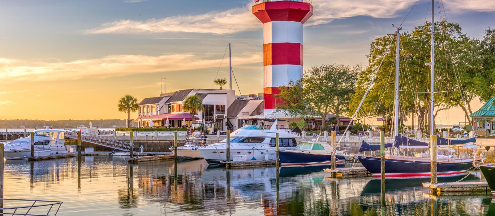 Destination Hilton Head Island USA