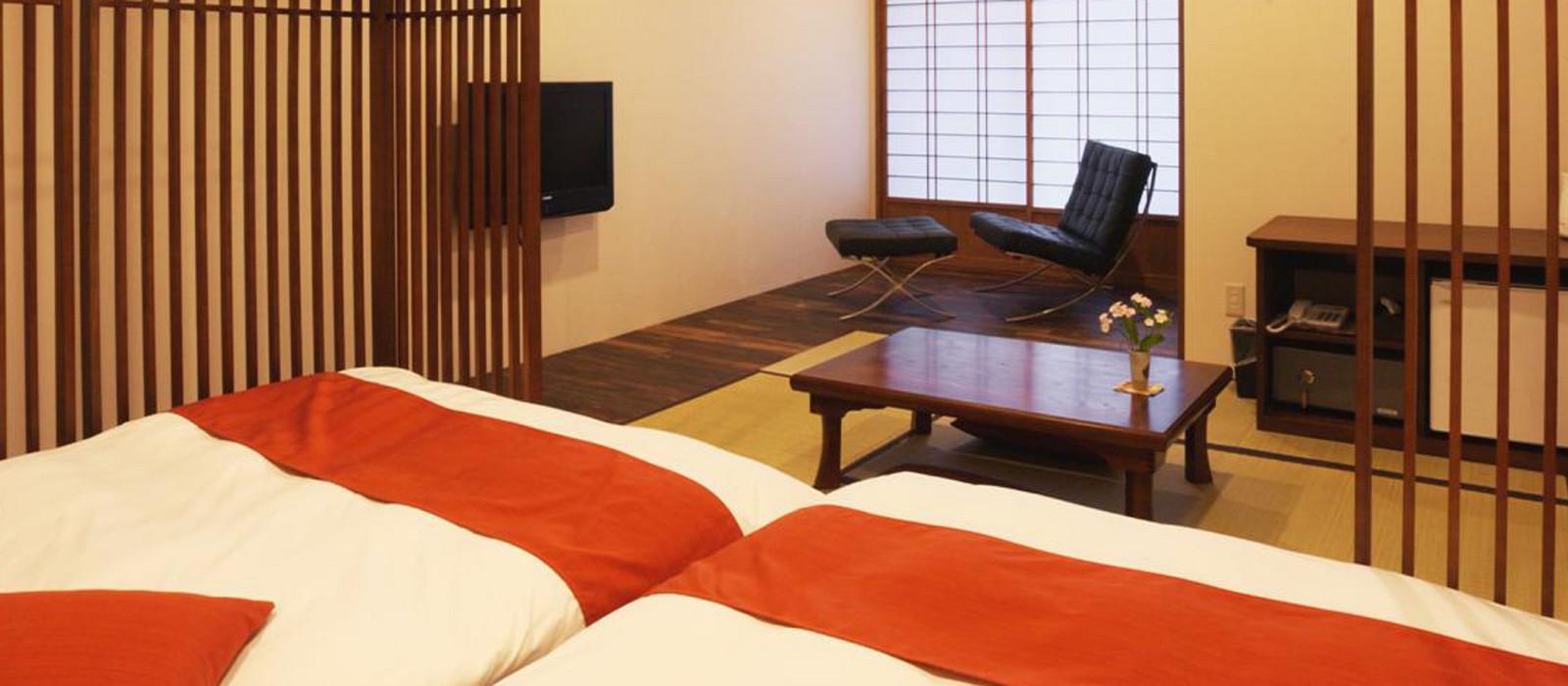 Hotel Shinanoki Ichinoyu Ryokan Japan