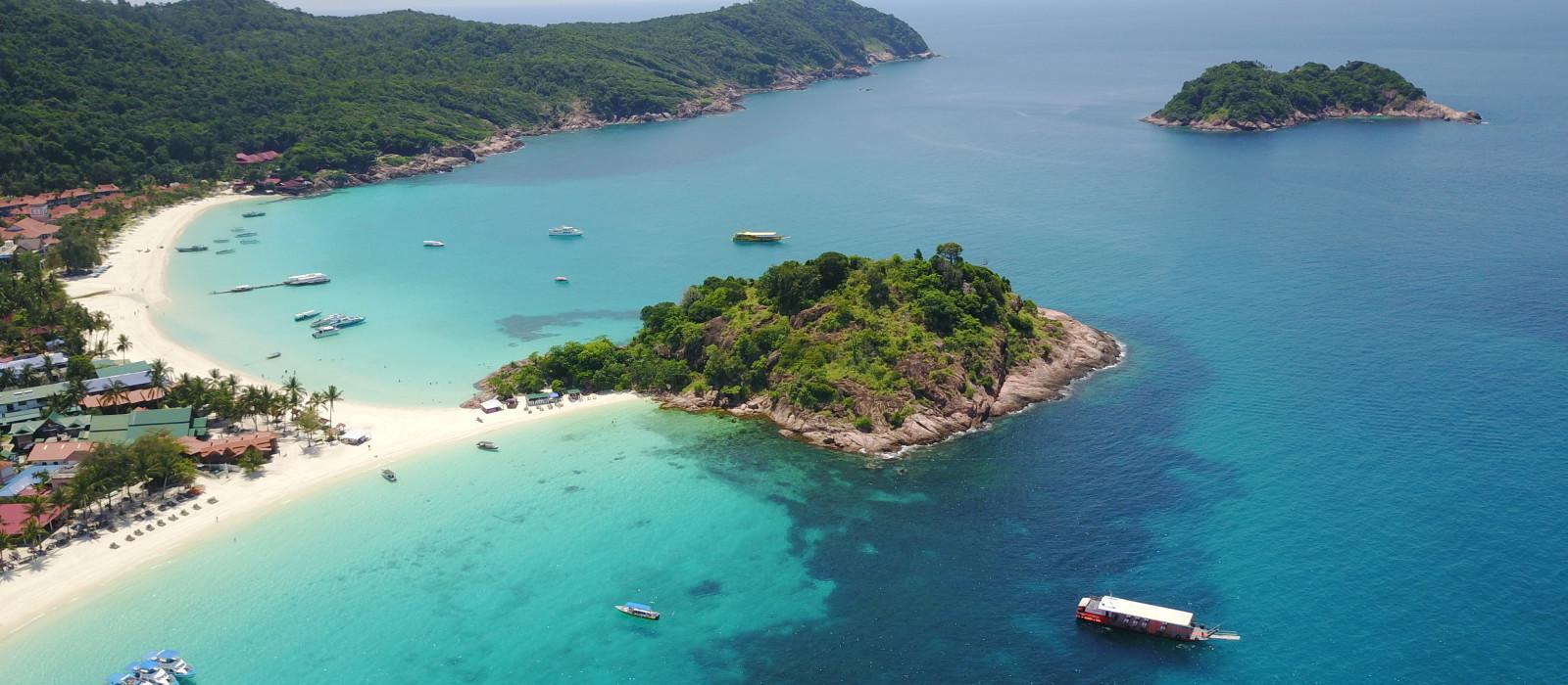 Reiseziel Redang Island Malaysia