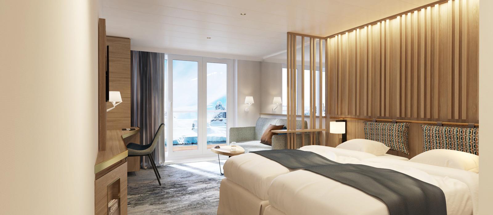 Hotel Ultramarine by Quark Antarktis