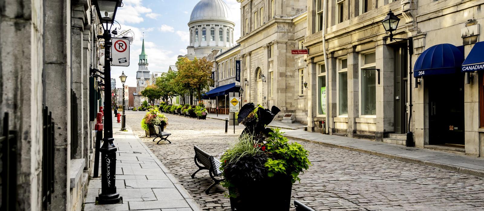 Destination Montreal Canada