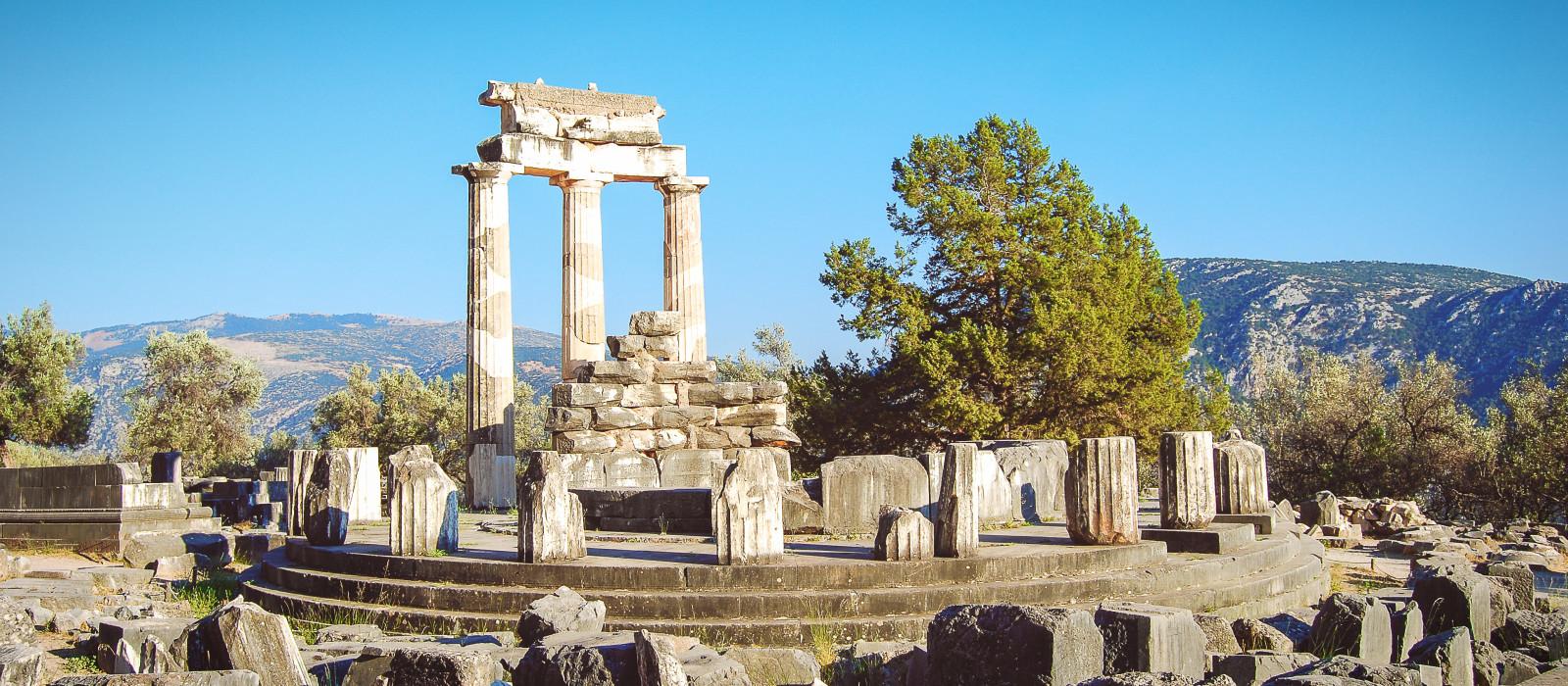 Reiseziel Olympia Griechenland