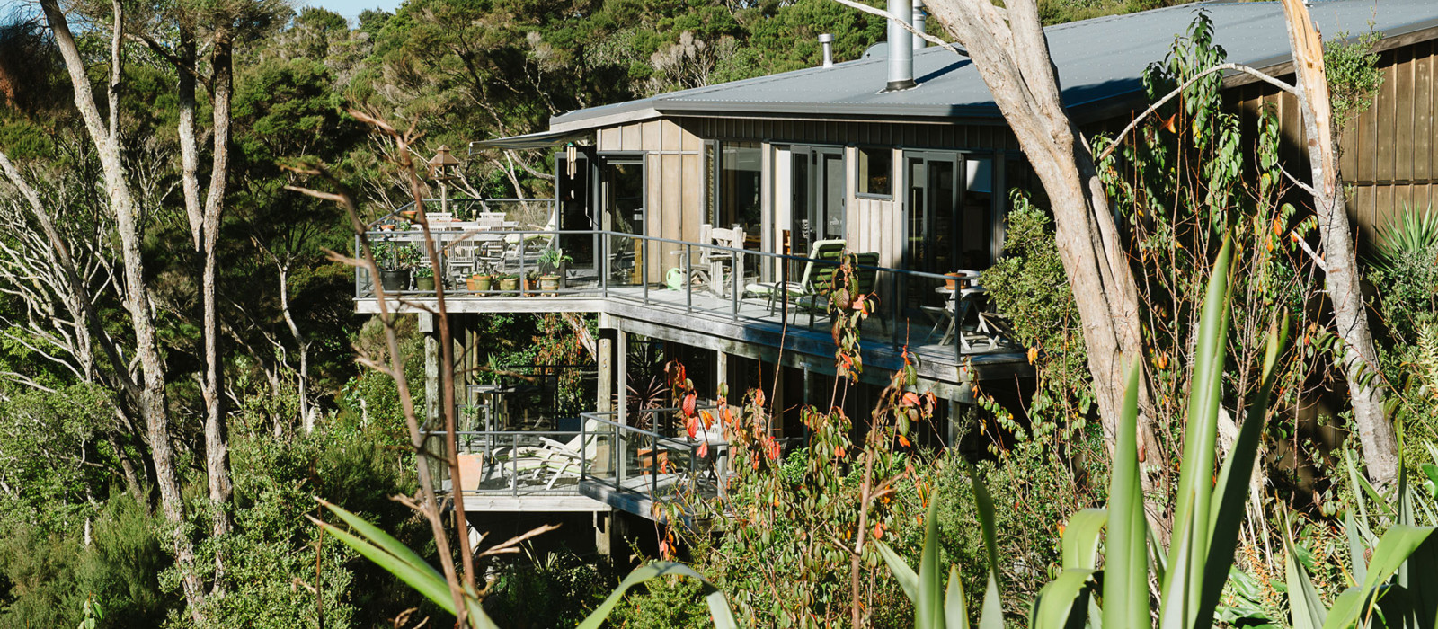 Hotel Sanctuary at Bay of Islands Neuseeland