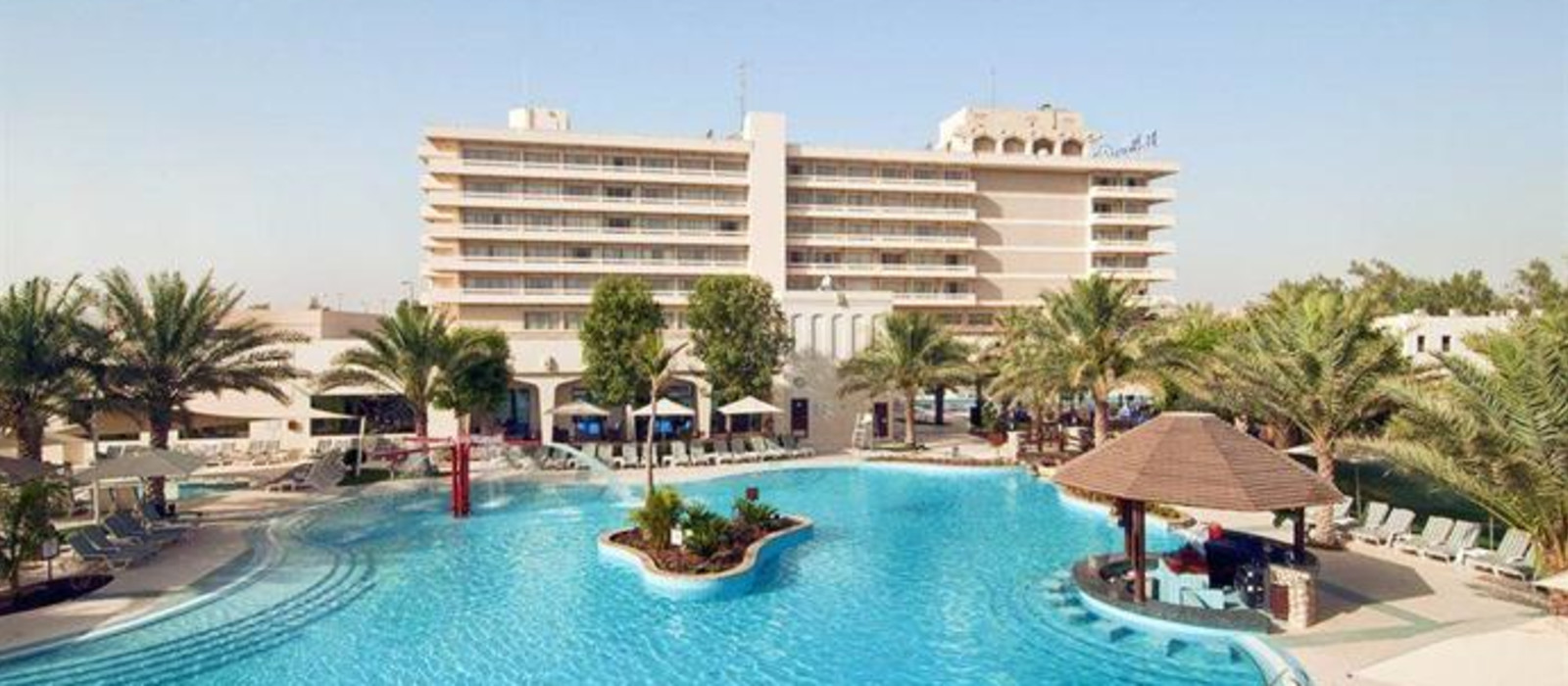 Hotel Radisson Blue  & Resort, Al Ain United Arab Emirates