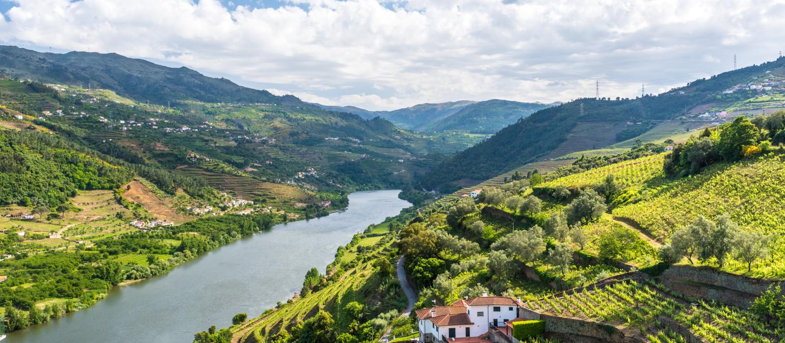 Destination Douro Valley Portugal
