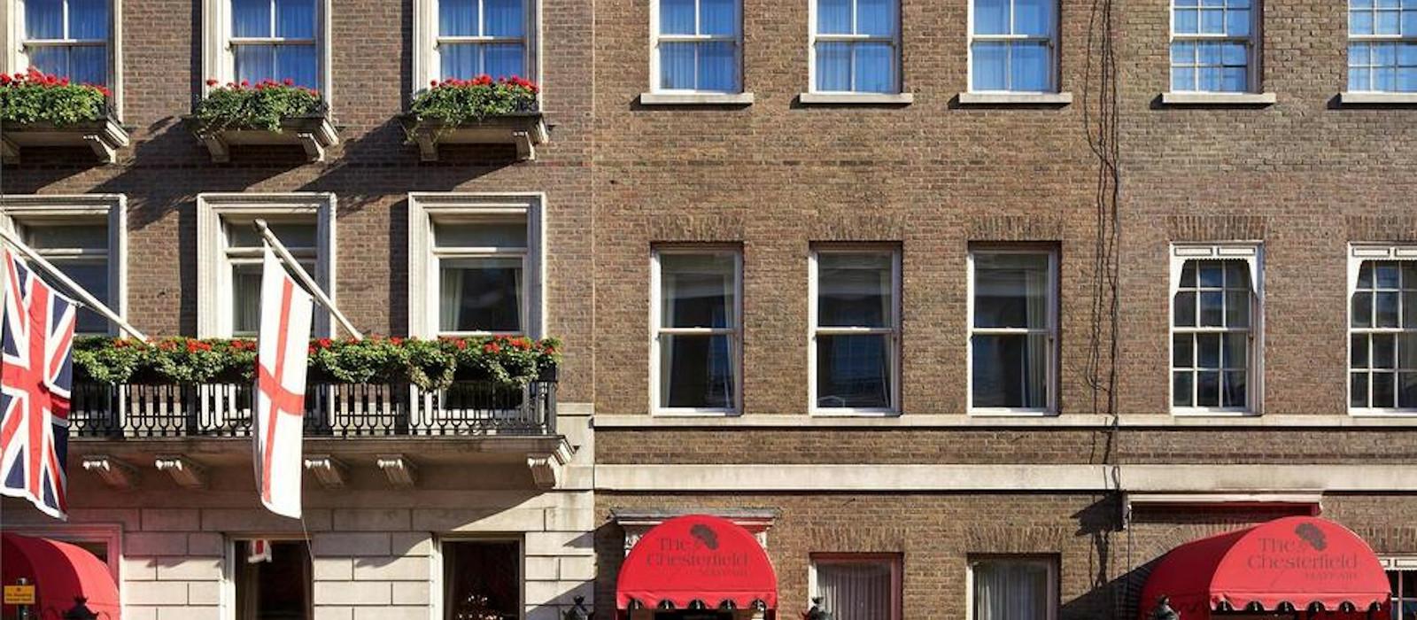 Hotel Chesterfield Mayfair UK & Ireland
