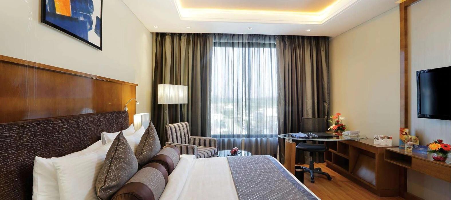 Hotel Radisson Blu Haridwar Himalaja