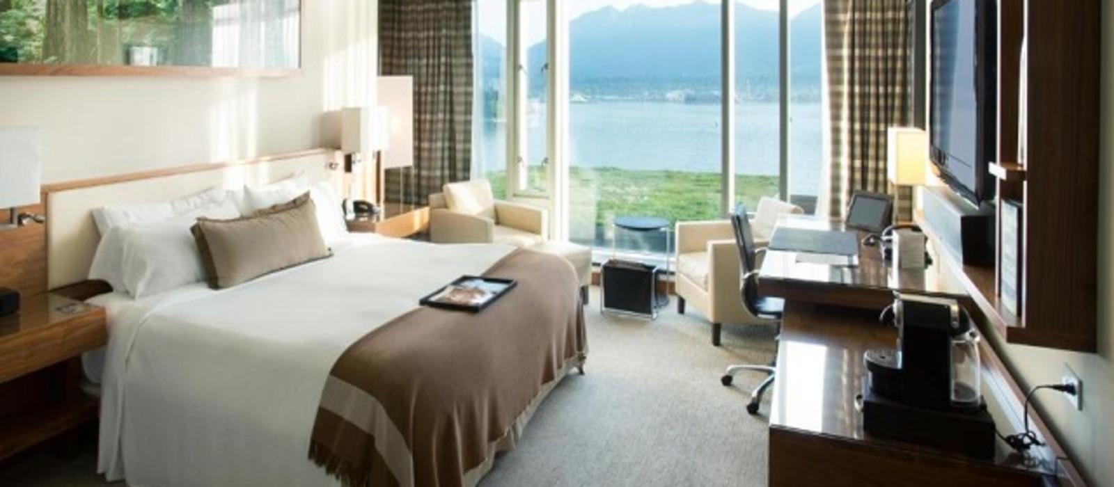 Hotel Fairmont Pacific Rim Canada