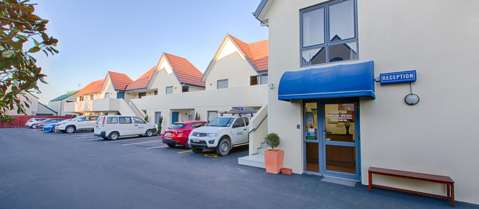 Hotel Bella Vista Motel Neuseeland