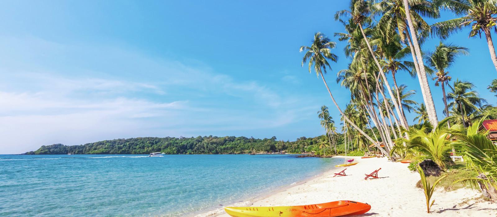 Hotel Green Bay Phu Quoc Resort & Spa Vietnam