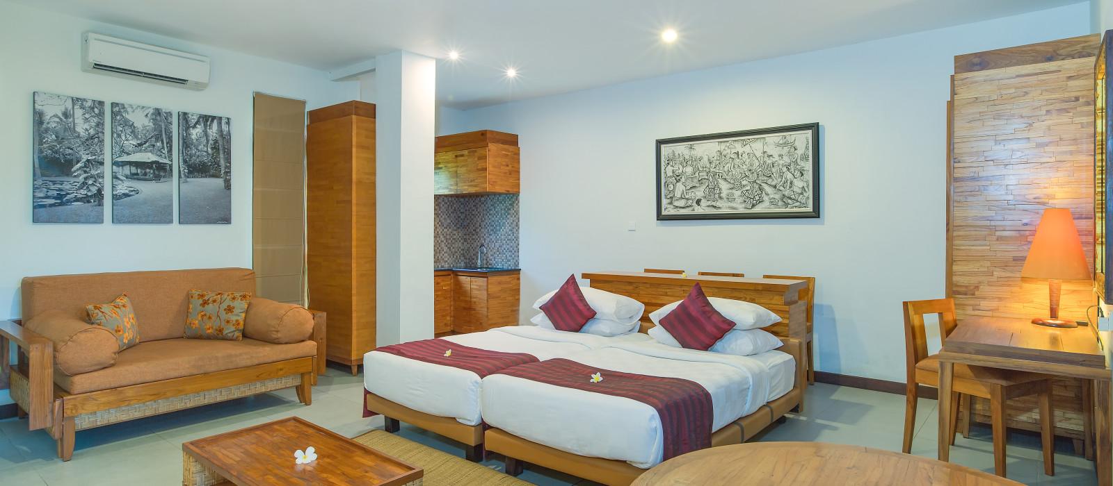 Hotel Ramayana Candidasa Indonesien
