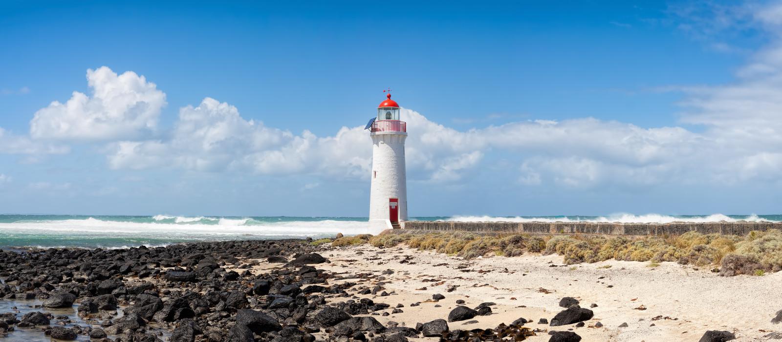 Reiseziel Port Fairy Australien