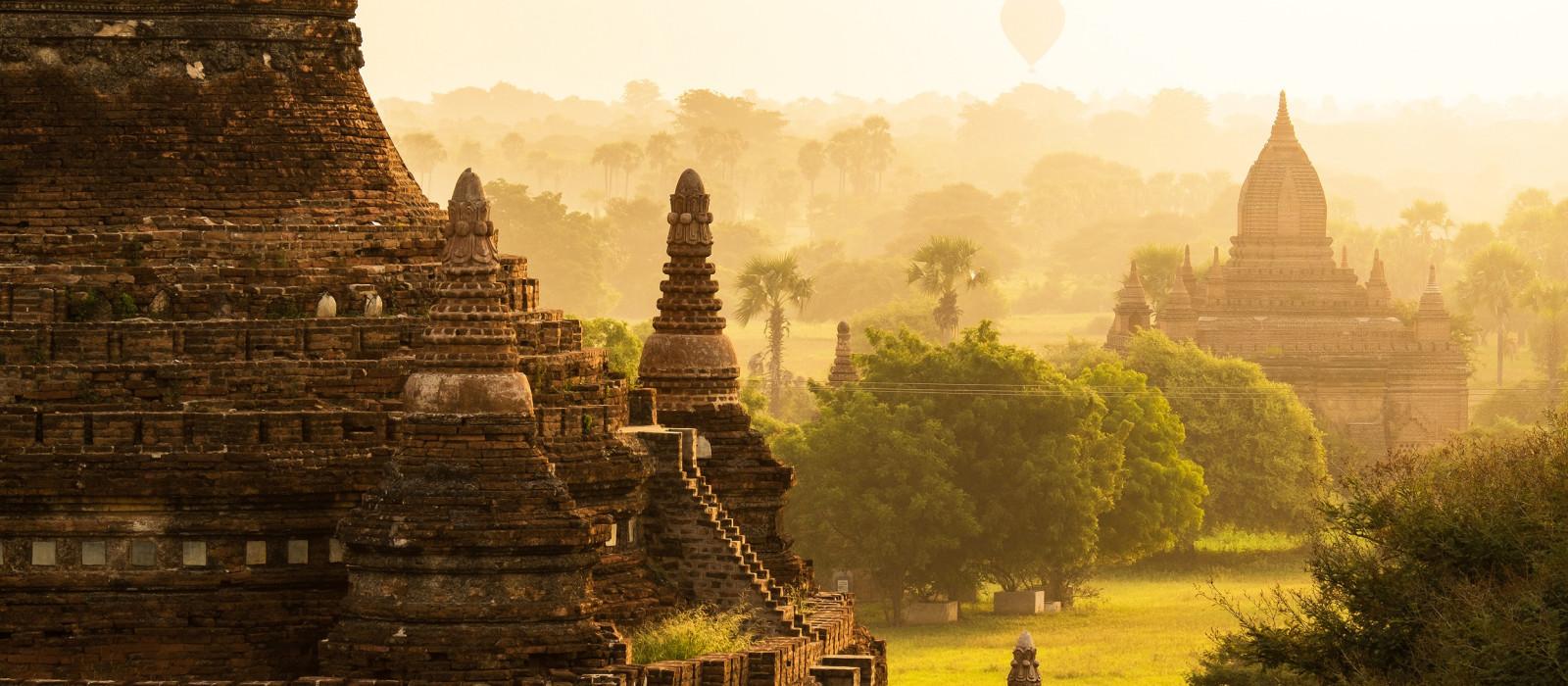 Hotel Road to Mandalay Kreuzfahrt Myanmar
