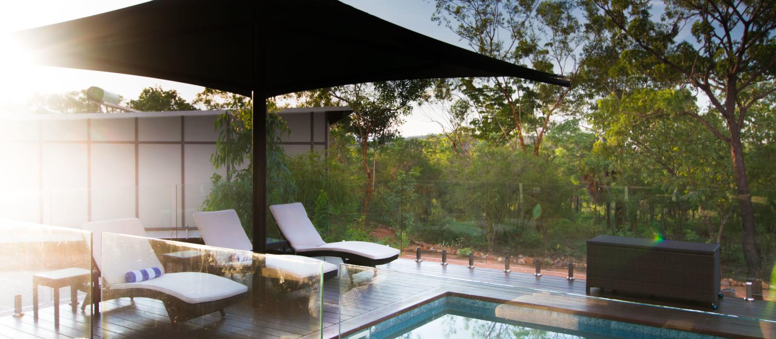 Hotel Cicada Lodge Australien