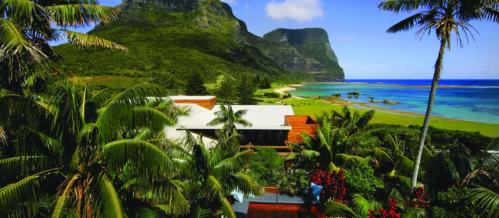 Hotel Arajilla Retreat Australien