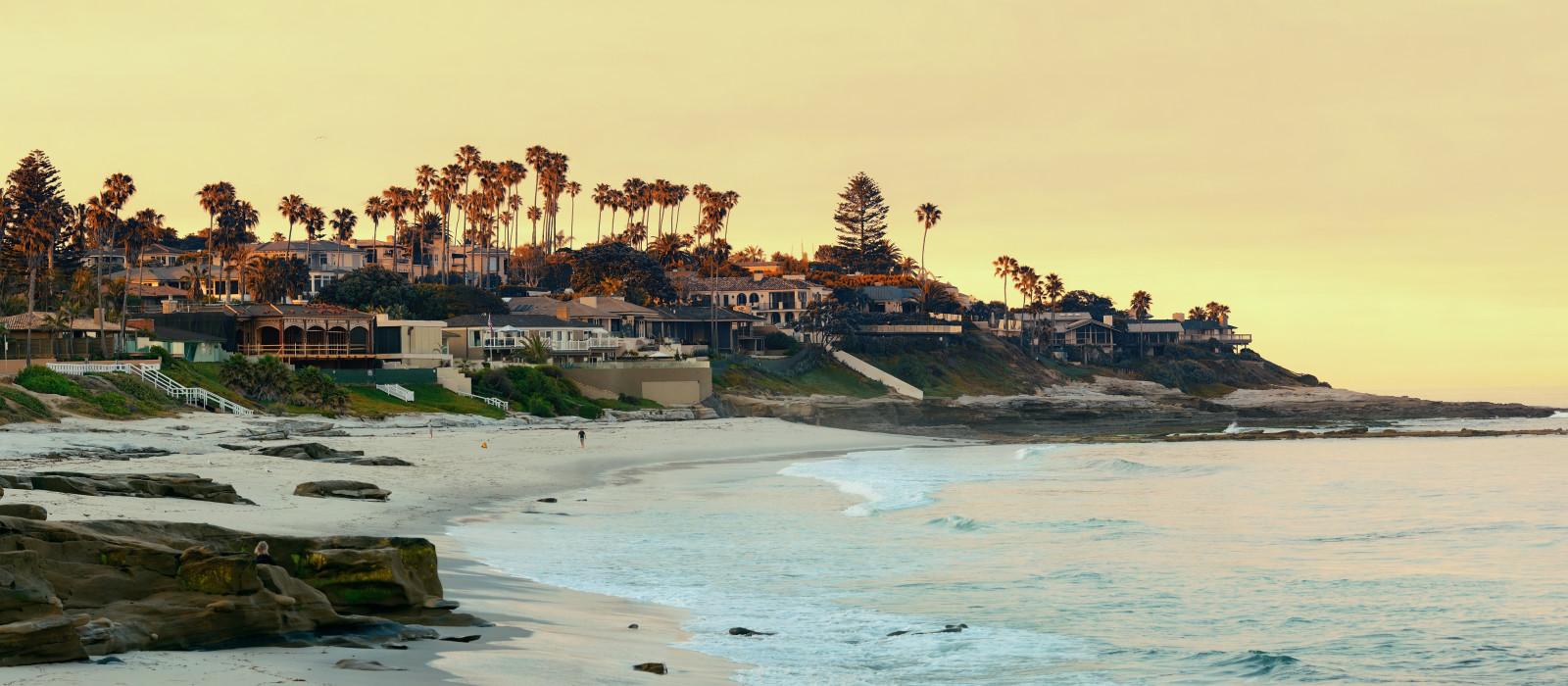 Destination San Diego USA