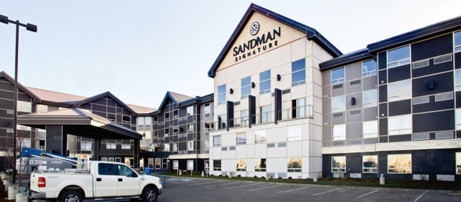 Hotel Sandman Signature Edmonton South Canada