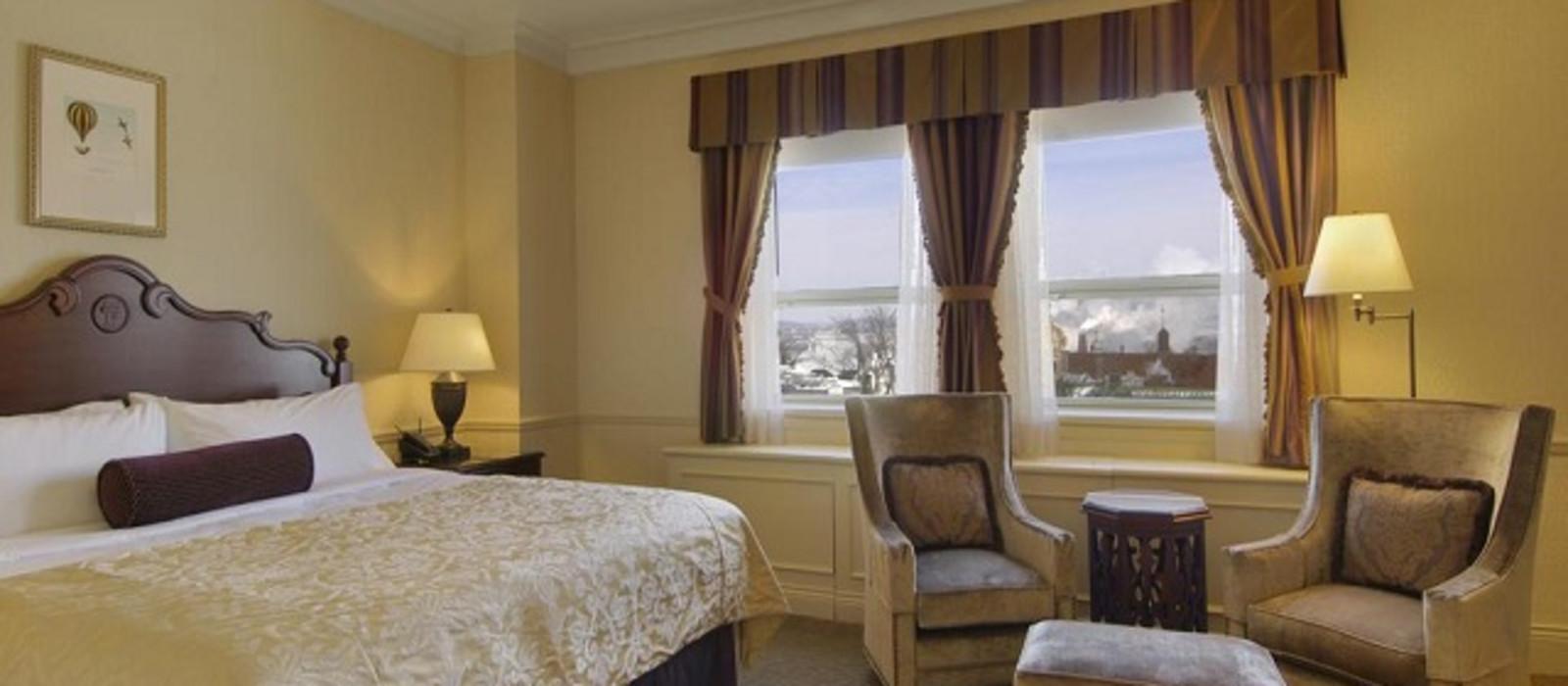 Hotel Fairmont Chateau Frontenac Canada