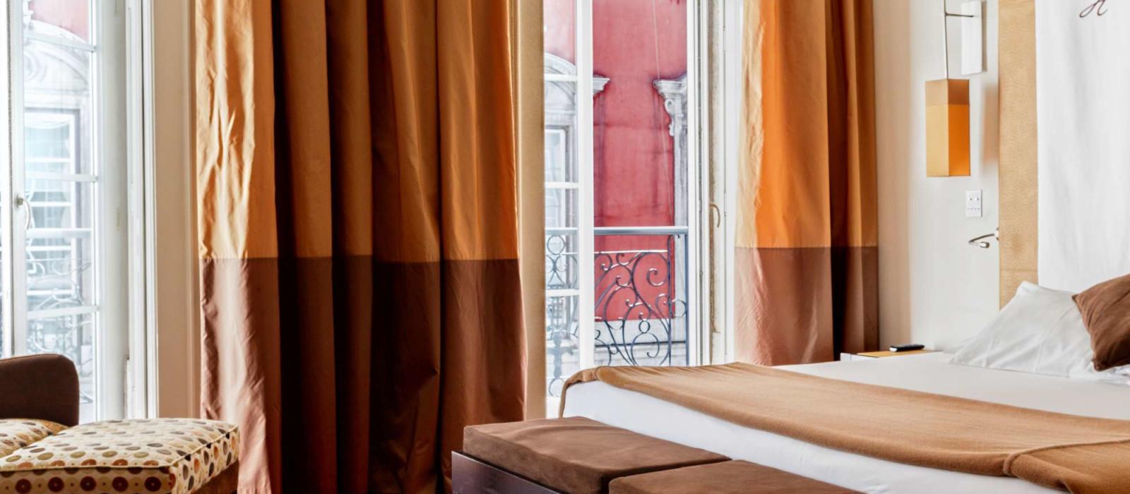 Hotel Heritage Avenida Liberdade  Portugal