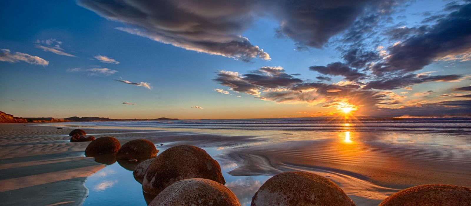Destination Oamaru New Zealand