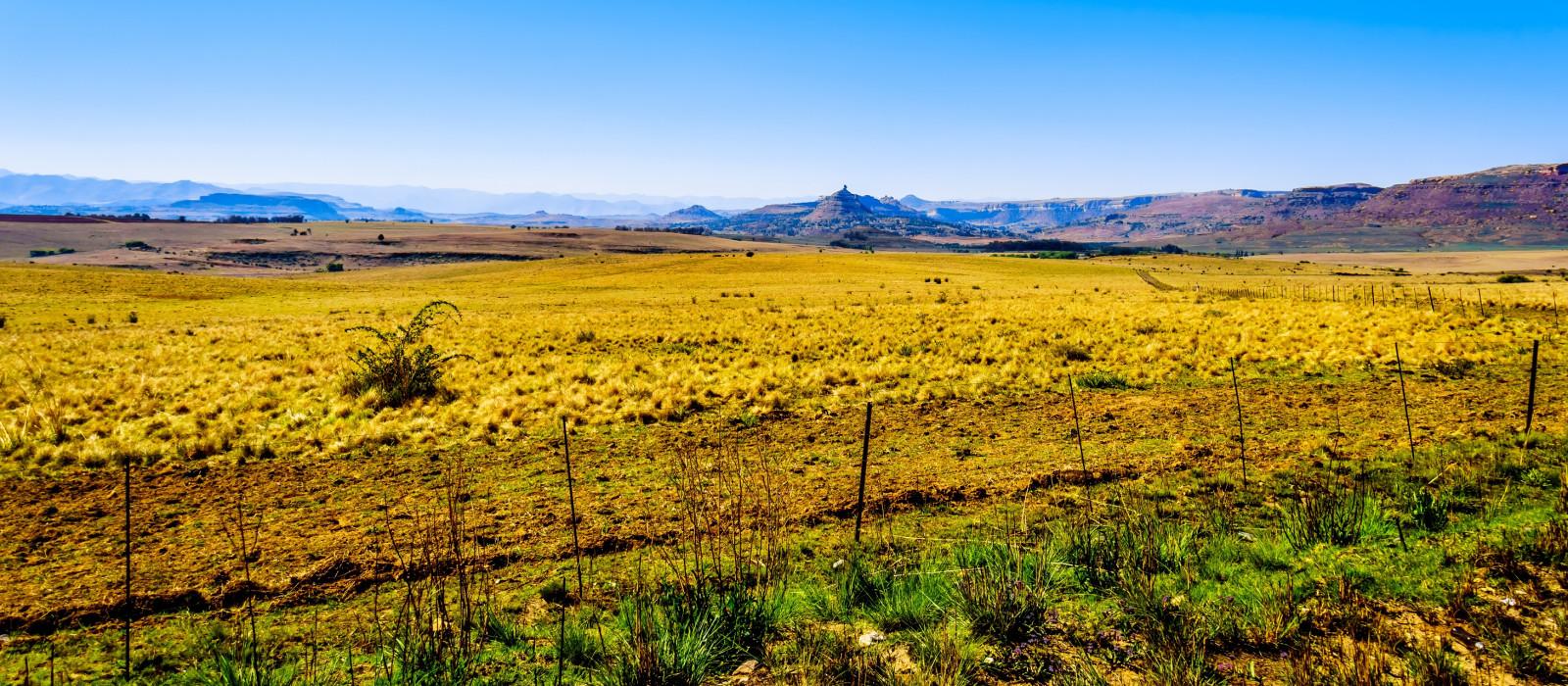Reiseziel Östliches Lesotho Lesotho