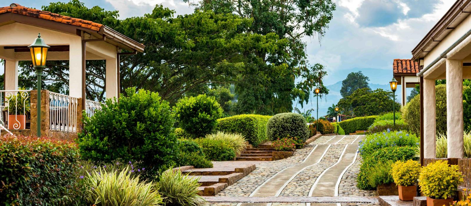 Hotel Estrella del Monte Kolumbien