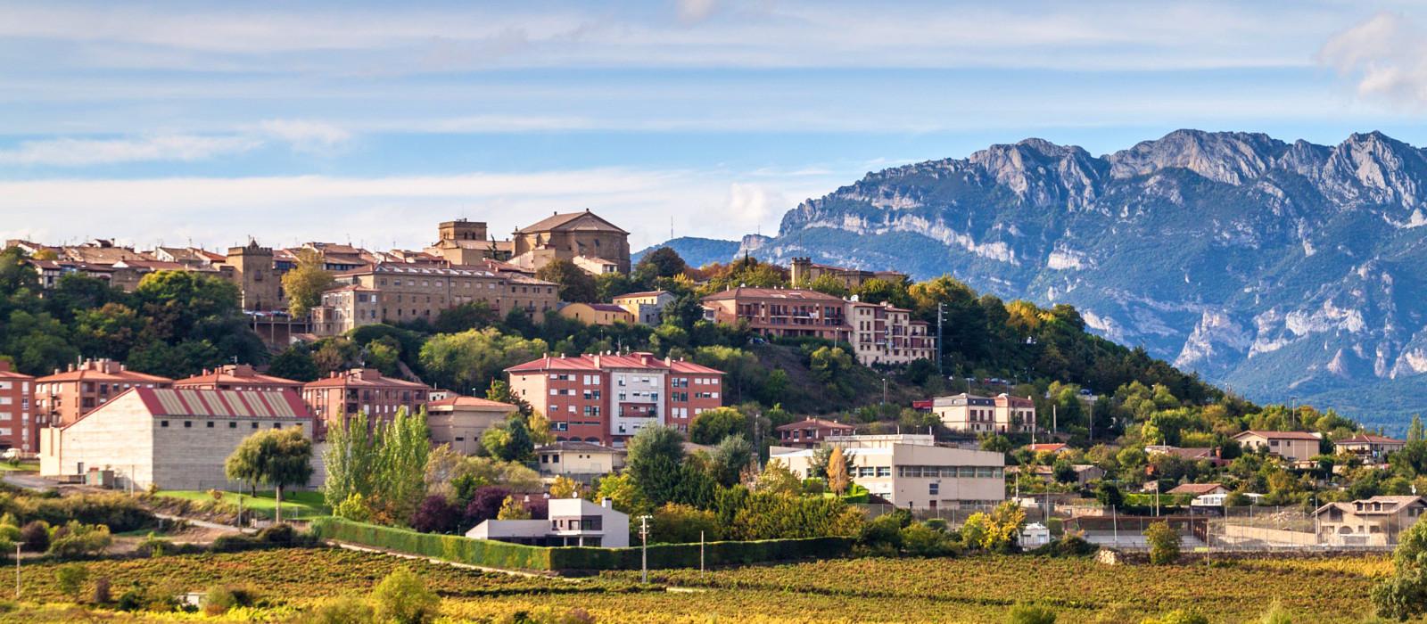Reiseziel La Rioja Spanien