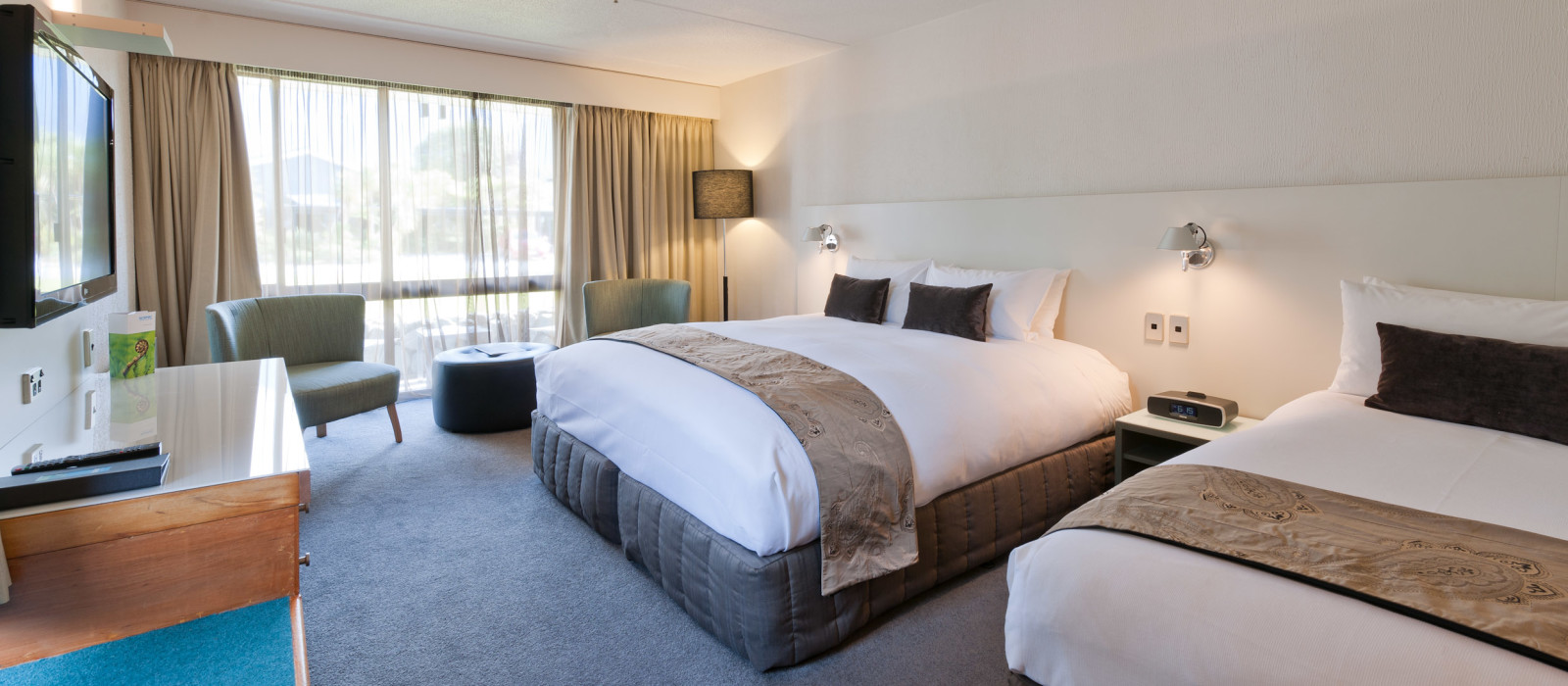 Hotel Scenic  Franz Josef Glacier Neuseeland