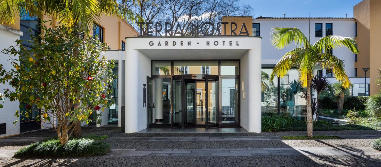Hotel Terra Nostra Garden  Portugal